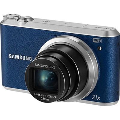 WB350 16.3MP 21x Opt Zoom Smart Camera - Blue - OPEN BOX