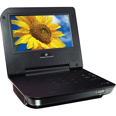 GPX 7 inch Portable DVD Player - PD708B