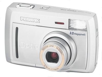 Optio 33L Digital Camera