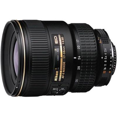 17-35mm F/2.8D ED-IF Zoom-Nikkor AF Lens - Factory Refurbished