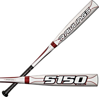 Alloy YB5150A (-12) Youth Baseball Bat 30 inch