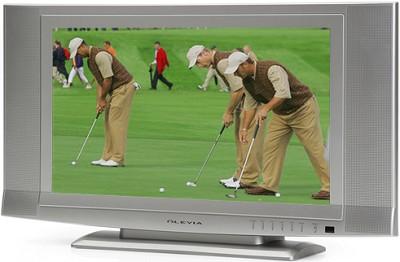 327V - 27` HD Ready Flat panel LCD TV Monitor (No Tuner)