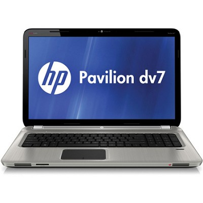 Pavilion 17.3` DV7-6199US Entertainment Notebook PC - Intel Core i5-2430M Proc.