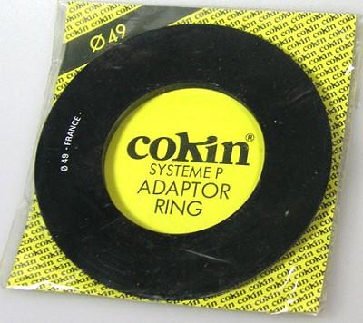 P-series 49mm Adaptor Ring