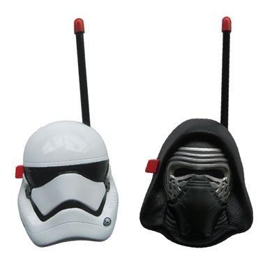 Star Wars The Force Awakens First Order Walkie Talkies - SW202E7FX