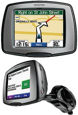 StreetPilot c340 In-car navigation GPS Receiver w/ text-to-speech