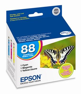 DURABrite Color Mltpk Ink Cartridge for CX4400/CX4450/CX7400/7450/NX100,200,400