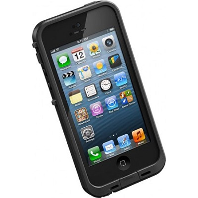 fre iPhone Case for the iPhone 5 - Black