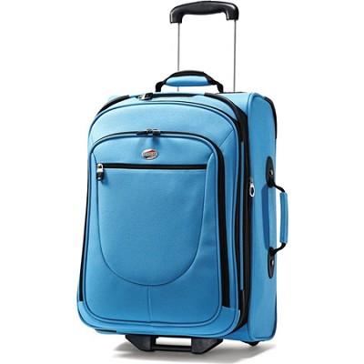 Splash 21 Upright Suitcase (Turquoise)