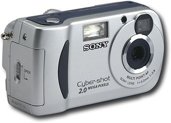 CYBERSHOT DSC-P31 Digital Camera