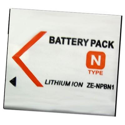 NP-BN1 1100 mAh Battery for Sony DSC-TX5,TX7,TX9,W310,W330,W350,WX5 and similar