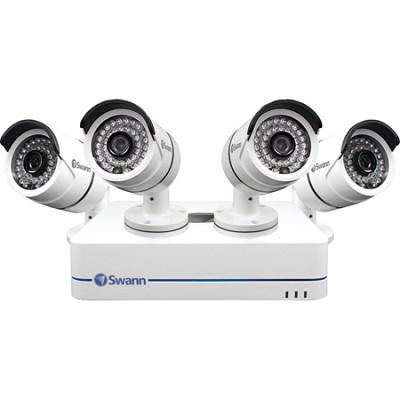 NVR8-7085 Network Video Recorder  & 4 x NHD-806 720p Cameras