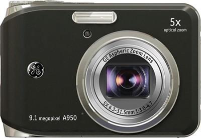 A950 9.1MP 2.5` LCD 5x Zoom Digital Camera (Black)