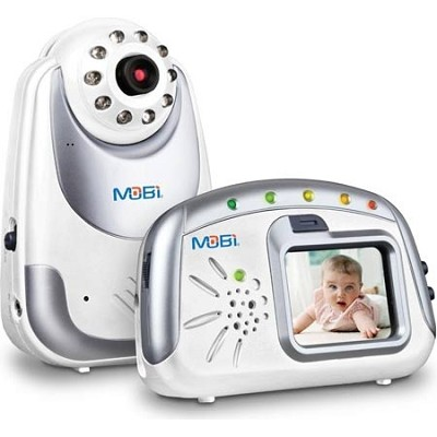 Mobicam  Digital Portable Color LCD Wireless Video Baby Monitor