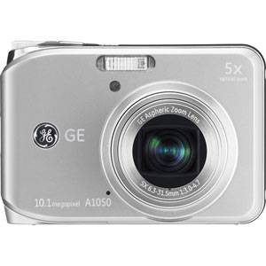 A1050 10.1MP 2.5` LCD 5x Zoom Digital Camera (Silver)