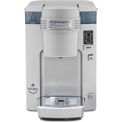 Compact Single Serve Brewing System - Powered by Keurig - White