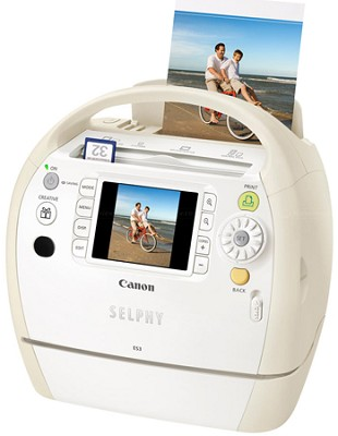 SELPHY ES3 Compact Photo Printer