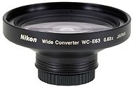 WC-E63 Wide Converter Lens for COOLPIX CAMERAS