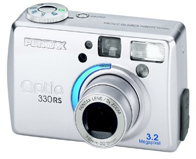 Optio 330 RS Digital Camera