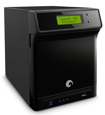 BlackArmor NAS 420 2-TB Network Storage Server - ST320005SHA10G-RK