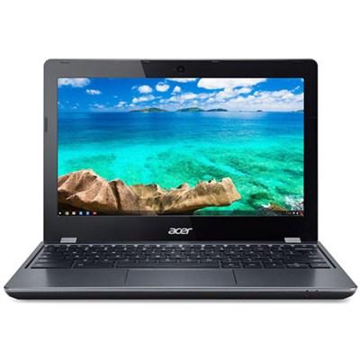 C740-C3P1 Intel Celeron 3205U Dual-core 11.6` LED Chromebook