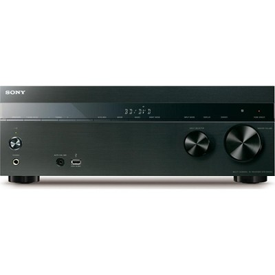 5.2 Channel 725 Watt 4K AV Receiver (Black) iPhone iPod Connectivity - STR-DH550