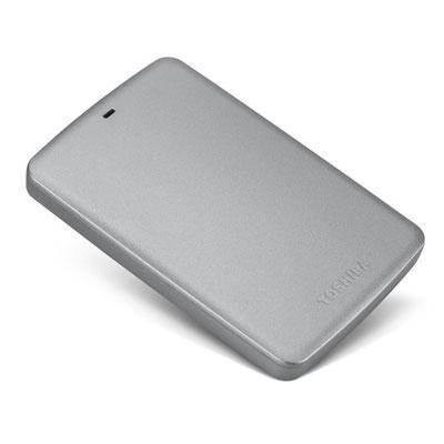 500GB Canvio Basic USB3.0 SLVR