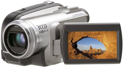 PV-GS320 3CCDUltra-Compact Digital Camcorder w/Simultaneous- OPEN BOX