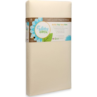 Super Lightweight Crib Mattress 2-Stage