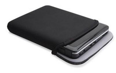 K6 Reversible Sleeve for Netbooks, Fits 7 to 9-Inch Netbooks (Black)