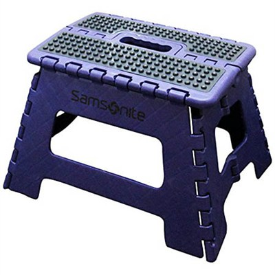 Folding Step Stool- Royal/Navy { Ships in 3-5 Business Days }