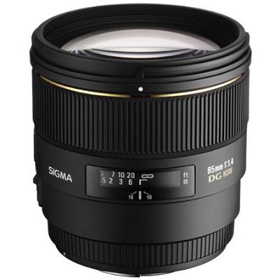 85mm F1.4 EX DG HSM Lens for Pentax AF