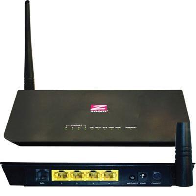 DSL Modem Wi-Fi Router - 5792-00-00 (OPEN BOX)