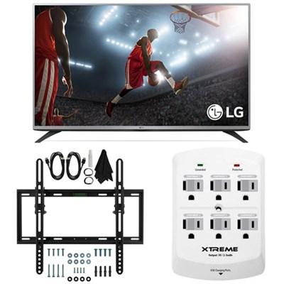 43LF5900 - 43-inch Full HD 1080p LED Smart TV w/webOS 2.0 Tilt Wall Mount Bundle