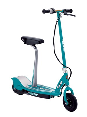 E200S  Seated  Electric Scooter - Teal (OPEN BOX)