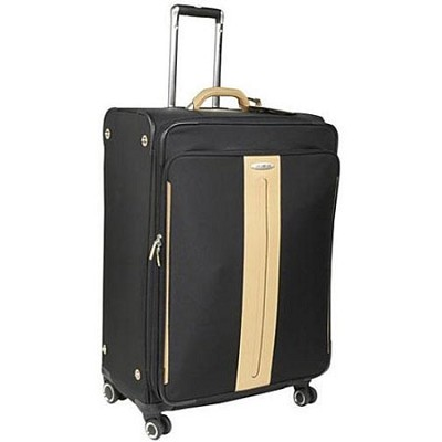 Black Label Hommage III Softside 28` Spinner Suitcase