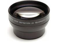Pro 2x Teleconverter - for 37mm threading- Black