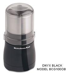Blade BCG100OB Coffee Grinder  (BLACK)