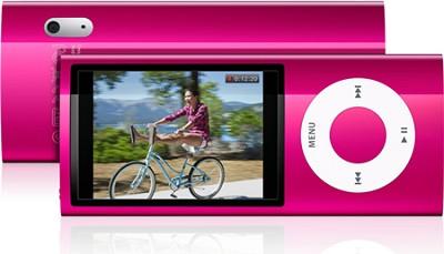 iPod Nano 5th Generation 8GB MP3 Player - Pink REFURBISHED