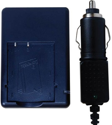AC/DC Rapid battery charger for Canon NB-4L  Battery