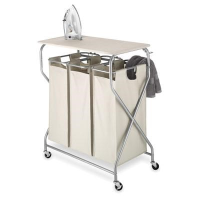 Easy-Lift Triple Sorter with Folding Table - 6640-4982