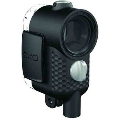 Outdoor Waterproof Shell Camera Case (Black)