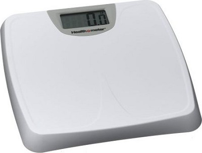 Health o Meter HDL205KD-01 Digital Scale, White