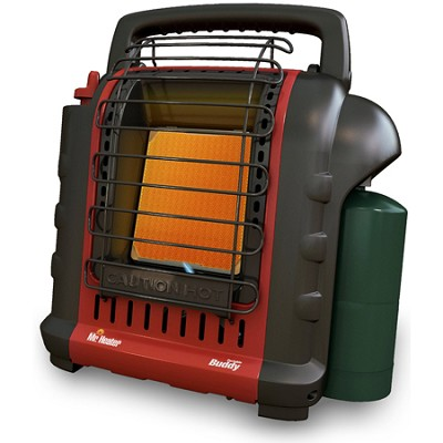 Buddy 4,000-9,000-BTU Indoor-Safe Portable Radiant Propane Heater - MH9BX