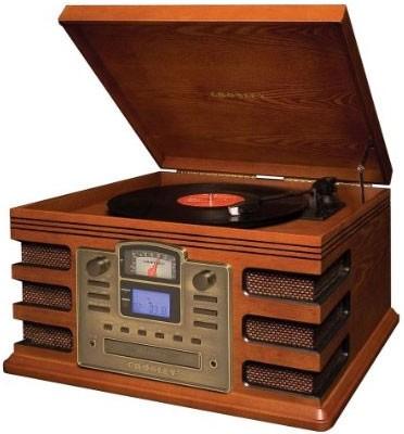 Director CD Recorder CR2406A - Paprika