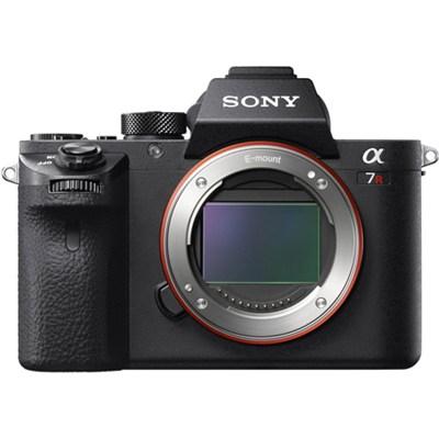 a7R II Full-frame Mirrorless Interchangeable Lens 42.4MP Camera -Body - OPEN BOX
