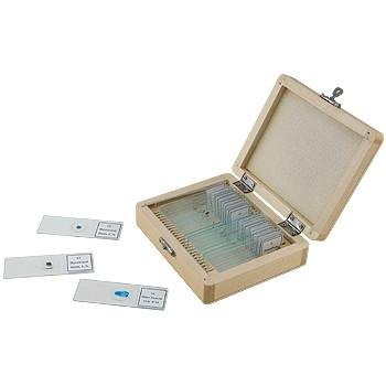 Prepared Microscope Slides (25-Piece Set)