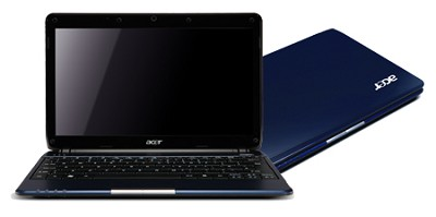 Aspire one 11.6 inch Netbook PC - Blue (AS1410-2990)