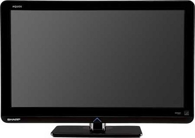 AQUOS LC-19LS410UT 19` LED TV