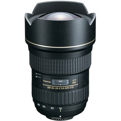 ATX168PROFXN - 16-28mm f2.8 FX Lens for Nikon